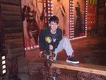 顶尖学生DJ俊超广州18酒吧做场照片