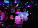 学员赵洋上海SOS酒吧做场照片