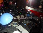 内蒙包头龙腾演义广场的DJ设备