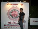 王鑫洁老师2010年东亚DJ混音大赛北京复赛