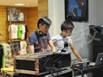 dj商场活动