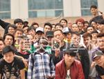 2011年九月老师与学员全体合影