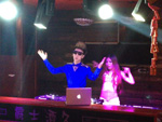 学员DJ Micky做场视频