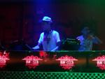 学员DJ Micky爵士久酒酒吧 现场(2)