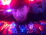 学员DJ阿奎做场照片
