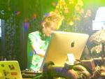 学员DJ阿骆做场照片