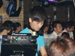 学员DJ小春做场照片
