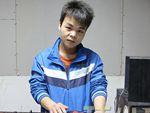 广西梧州学员欧柱材机房练习照片