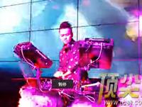 杰出学员DJ阿超酒吧活动HIGH爆全场