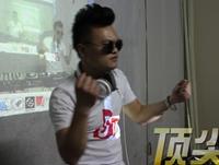 学校内部混音交流赛——DJ学员张枫