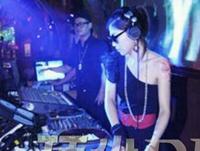 顶尖DJ学员 DJ甜甜做场现场刘德华模仿秀