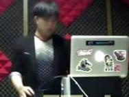 DJ学员金磊 HOUSE接歌练习视频