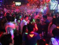 顶尖DJ学员DJ Andy TANG Club派对 花美男DJ Show