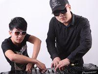 顶尖DJ学员林大海和刘晓辉