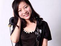 顶尖DJ学员赵蓉