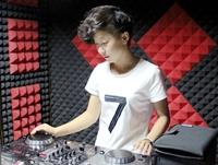 内蒙古DJ学员杨雪娇机房练习