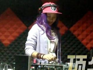 顶尖DJ学员桑晨E阶段R&B接歌练习