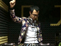 顶尖DJ学员韩志鹏D阶段House接歌练习