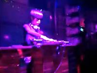 顶尖DJ学校学员王子凌苏州酒吧做场视频
