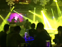 顶尖DJ学员酒吧实习现场视频