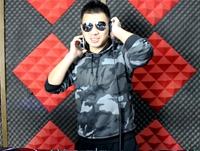 顶尖DJ学员王帅机房练习照片
