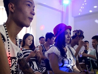 顶尖DJ学校内部学员接歌交流赛(2)