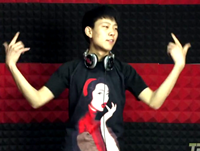 顶尖DJ学校学员王养成House接歌练习