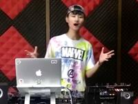 顶尖DJ学校学员李玉国House接歌练习视频