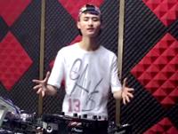 顶尖DJ学校学员李玉国R&B接歌练习