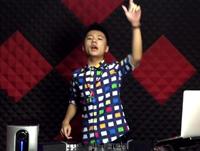 顶尖DJ学校学员刘渡R&B接歌练习