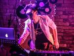 顶尖DJ学校学员张孔麟甘肃地区酒吧现场视频