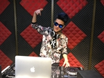 辽宁本溪DJ学员郅新邦机房照片
