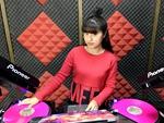 顶尖DJ学校学员钱芳芳毕业考考核
