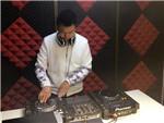 内蒙古DJ学员刘毅机房照片