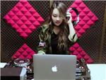 江苏苏州DJ学员何欢欢机房照片