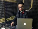 重庆DJ学员何乐松机房照片