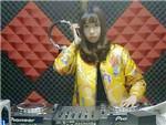 甘肃DJ学员郭贞心机房照片
