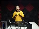云南DJ学员张鑫机房照片