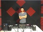 贵州DJ学员仇星星机房照片