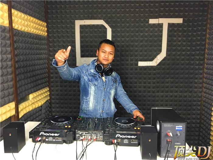 顶尖DJ学校学员李国顺D阶段考试