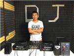 黑龙江DJ学员于家亮机房照片