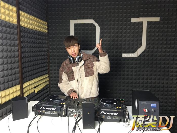 云南顶尖DJ学校学员周旺D阶段考试