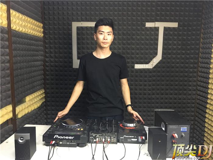 顶尖DJ学校学员魏于涵D阶段考试
