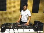 贵州DJ学员王文益机房照片