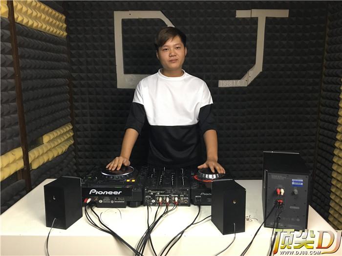 广西顶尖DJ学校学员阿浩E阶段考试