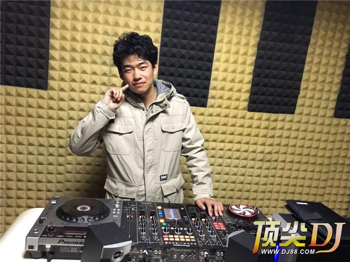 辽宁顶尖DJ学员汪国越毕业考试