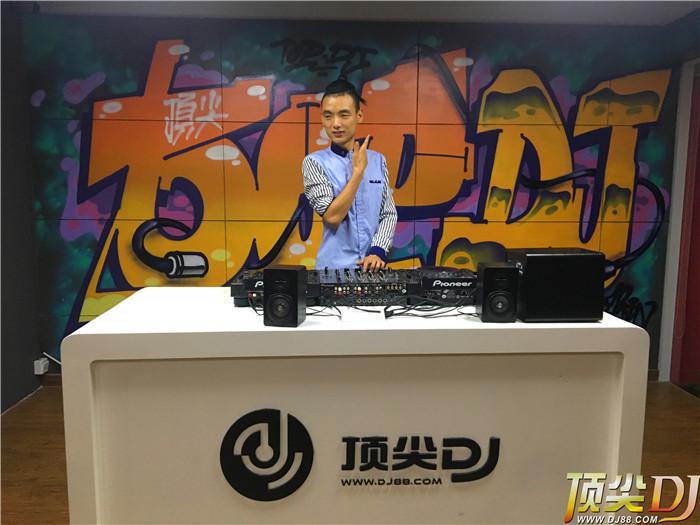 安徽顶尖DJ学校学员李鹏亮E阶段考试