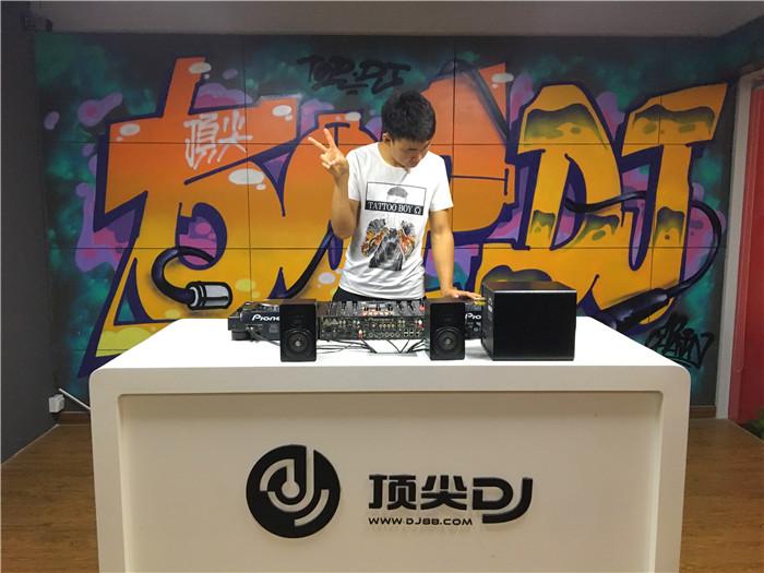 内蒙古顶尖DJ学校学员袁腾飞D阶段考试