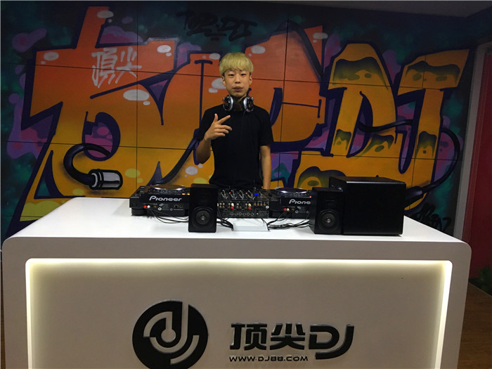 江苏顶尖DJ学校学员孙存颖毕业考试