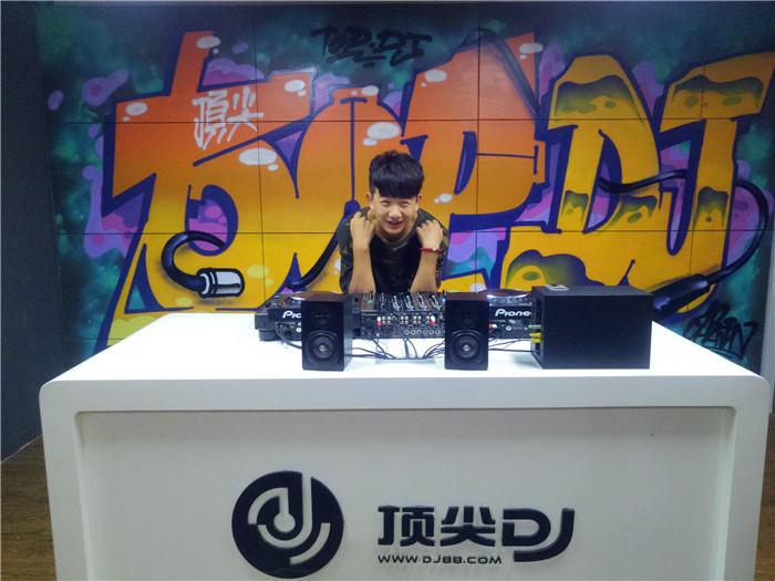 山西顶尖DJ学校学员毕科诺D阶段考试